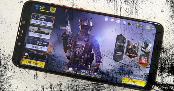 Điện thoại chơi Call of Duty Mobile mượt nhất