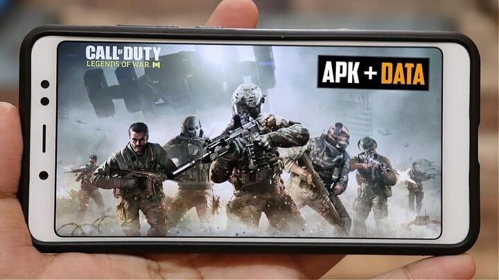 Danh sách thiết bị điện thoại chơi mượt Call of Duty Mobile