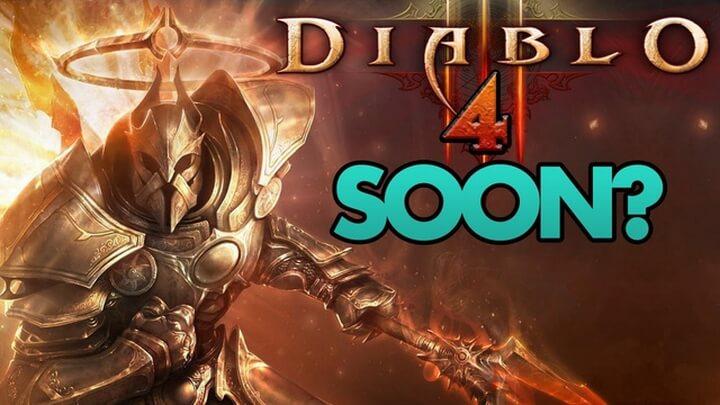 Diablo 4 sẽ ra mắt vào tháng sau tại sự kiện BlizzCon 2019