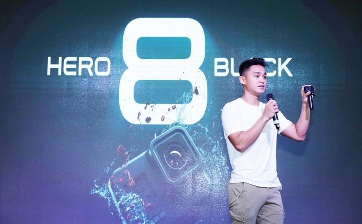 GoPro giới thiệu hero 8 và GoPro Max tại Việt Nam
