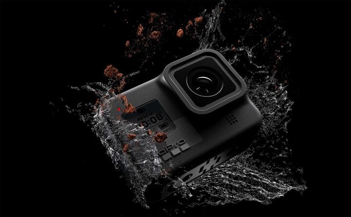 GoPro Hero 8 Black đã cho đặt trước giá $399