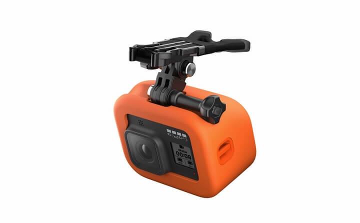 Bite Mount: ngàm giúp giữ GoPro ở miệng