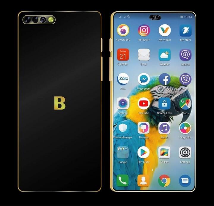 Bphone 4 concept
