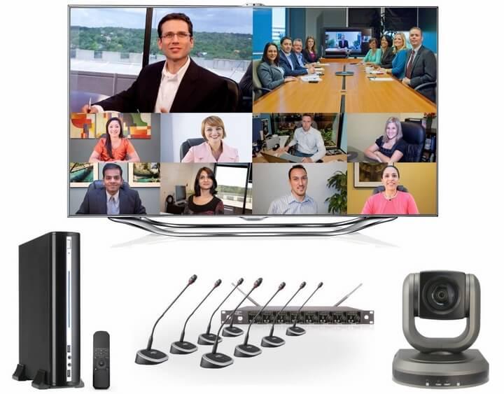 Hội nghị truyền hình là gì ? Giới thiệu tổng quang về nguồn gốc và lợi ích