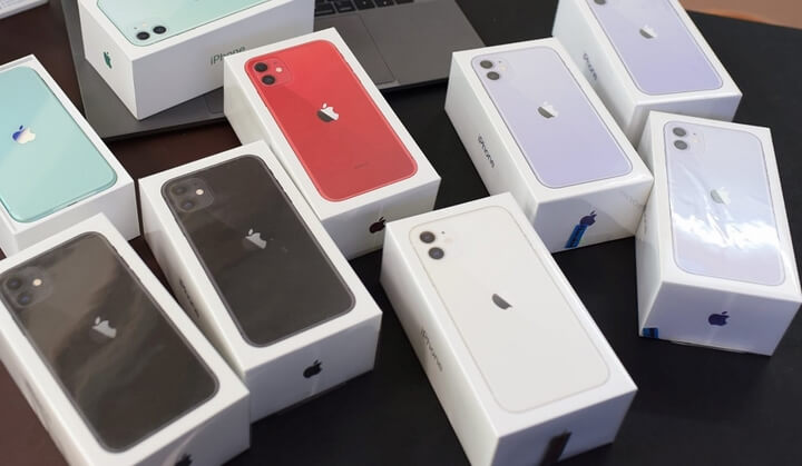 Những chiếc iPhone lock từ nhà mạng Verizon được chào bán với mức giá cao hơn các phiên bản khác