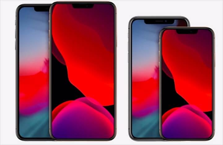 Một concept về iPhone 2020. Ảnh: Cultofmac.
