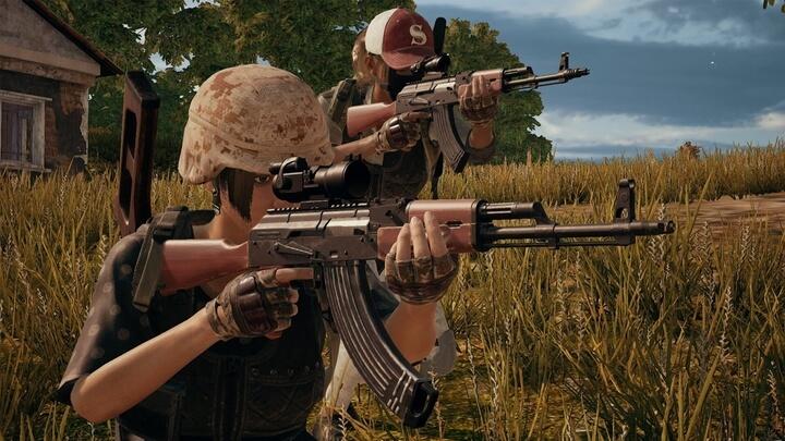 PUBG : 3 món phụ kiện phát huy tối đa khẩu súng AKM