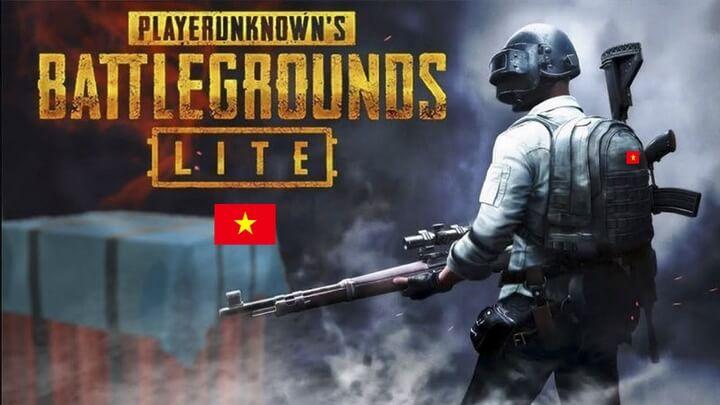 PUBG Lite sẽ được phát hành tại Việt Nam vào tháng 10 bởi Garena