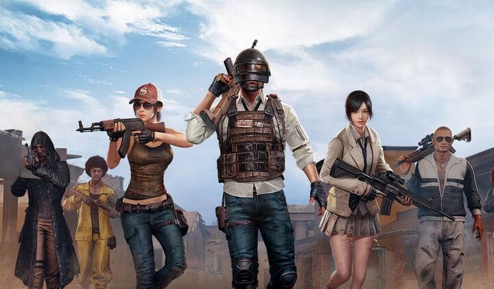 Số lượng người chơi PUBG đã giảm 37% trong năm 2019
