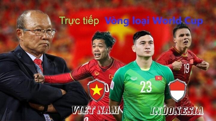 trực tiếp trận Việt Nam và Indonesia trên các kênh truyền hình VTV6, VTC1, HTV Thể thao, THVL,Truyền hình Nhân dân, BTV2 và K+PM.