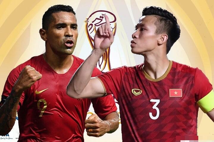 Xem trực tiếp bóng đá Việt Nam vs Indonesia