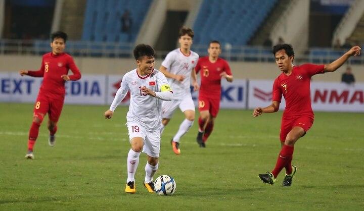 8h30 ngày 15/10: Indonesia vs Việt Nam