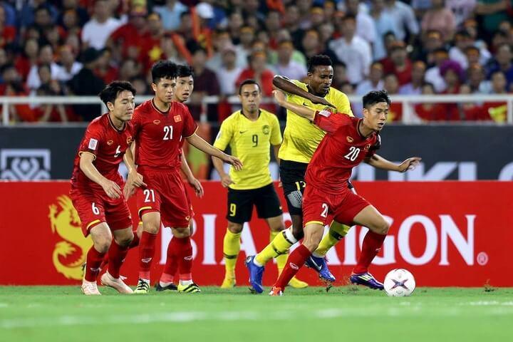 VTC1 trực tiếp bóng đá Việt Nam vs Malaysia