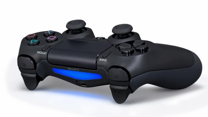 nhấn đồng thời 2 nút : PlayStation và nút Share