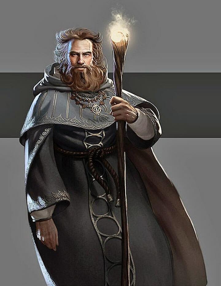Kiểu giống như thế này nhưng chắc sẽ không nhiều râu như vậy