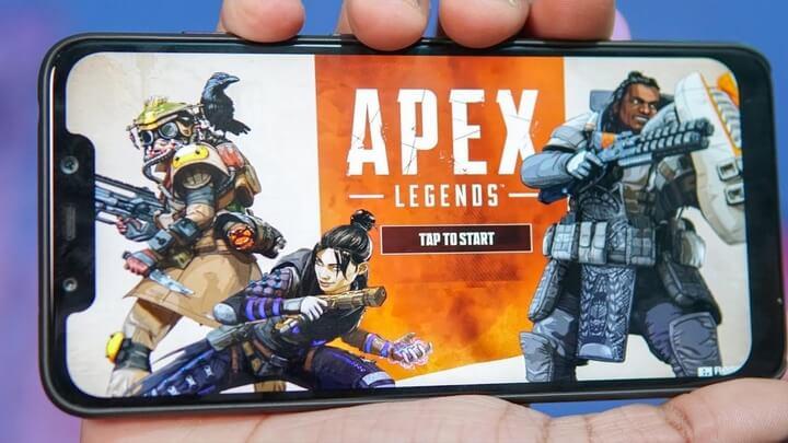 Apex Legend Mobile sắp ra mắt