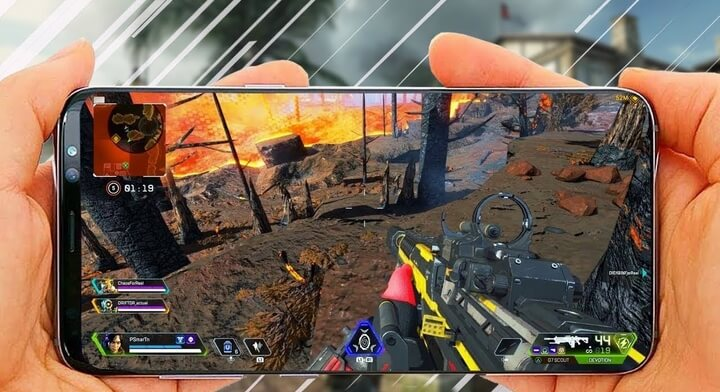 Apex Legend Mobile sẽ không khác gì so với bản PC