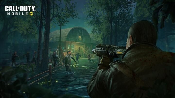 Call of Duty Mobile : Chế độ Zombie khi nào mới ra mắt ?