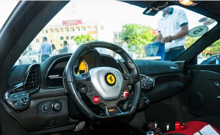 Ferrari 458 Speciale Việt Nam chỉ có 1 chiếc duy nhất