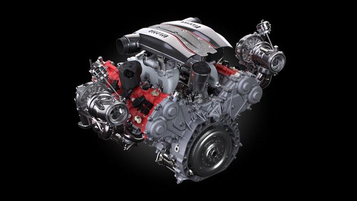 V8 3.9L Biturbo