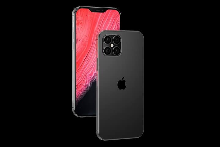 Concept iPhone 12 đẹp mãn nhãn mang dáng dấp của iPhone 5