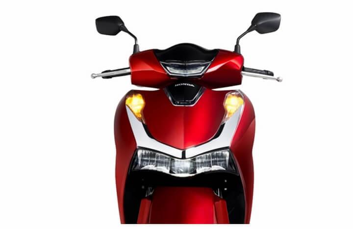Honda SH 2020 trang bị hệ thống đèn Led cao cấp hiện đại