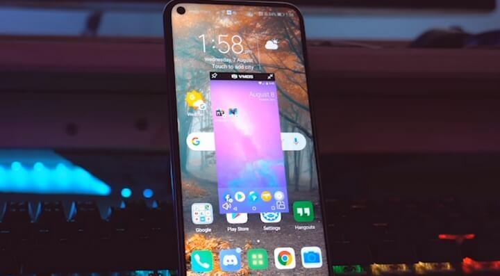 Giả lập Android ngay trên điện thoại Android tại sao lại không ?