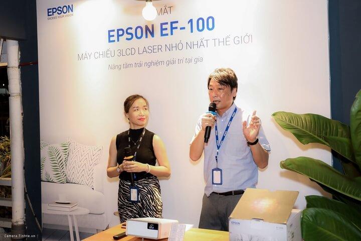 Đại diện Epson Việt Nam