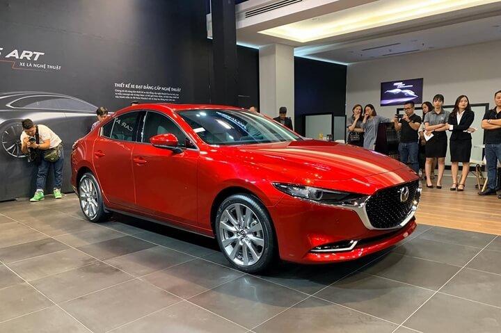 Mazda3 và Mazda3 Sport 2020 chính thức ra mắt tại Việt Nam