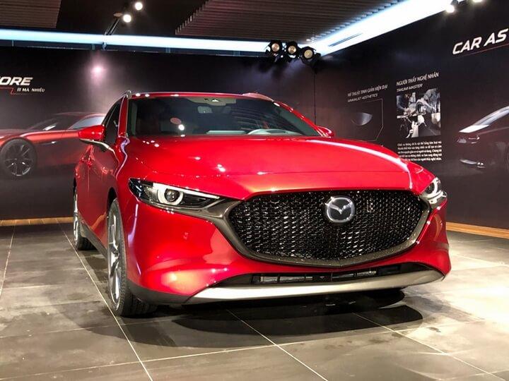 Giá lăn bánh của Mazda3 2020 là bao nhiêu