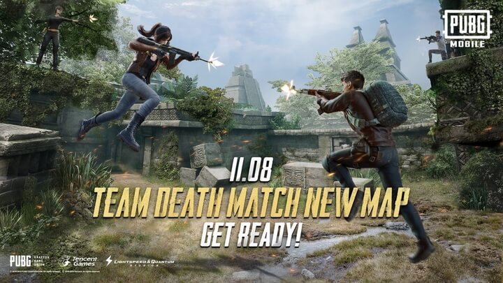 Team Deathmatch: Ruins