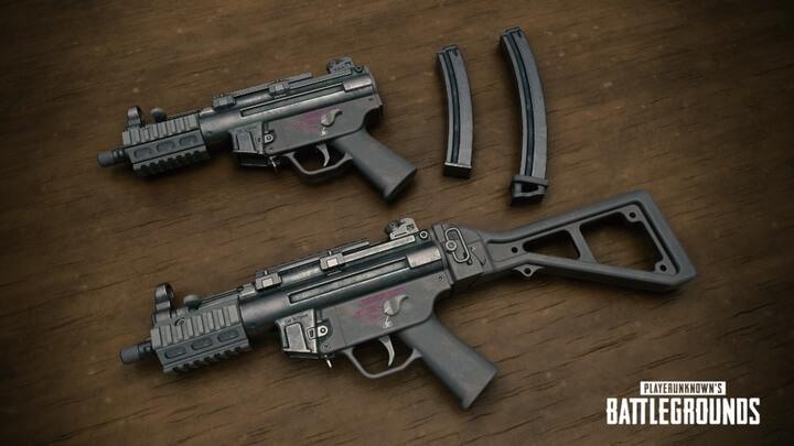 Súng mới : MP5K
