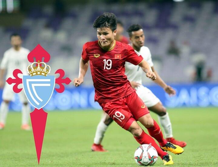 Quang Hải sắp sang La Liga, đầu quân cho Celta Vigo