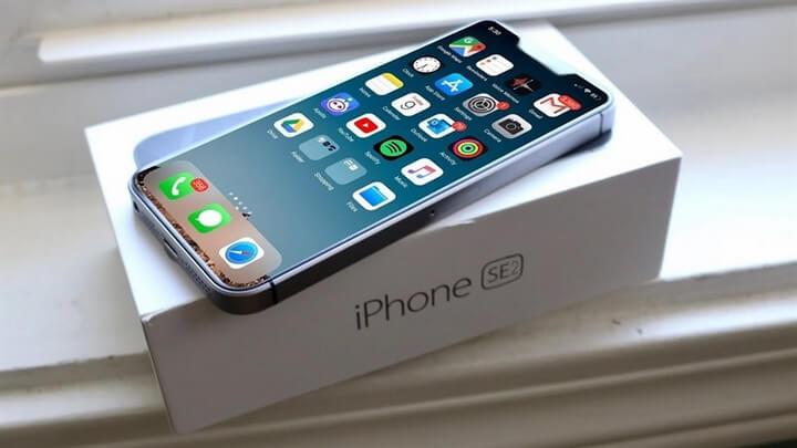 iPhone SE 2 ra mắt tháng sau ?