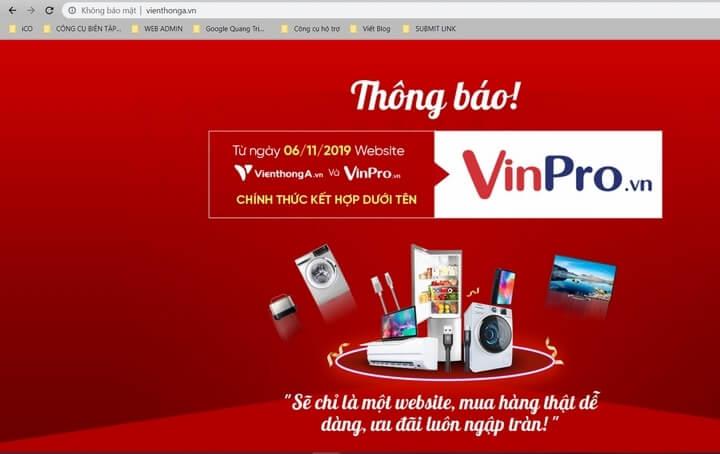 web vienthonga.vn