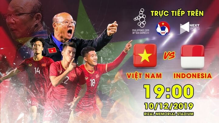 Xem trực tiếp bóng đá chung kết U22 Việt Nam vs U22 U22 Indonesia ở đâu ?